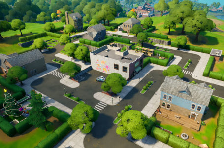 Collect Gnomes from Fort Crumpet and Holly Hedges in Fortnite Chapter 2 Season 5