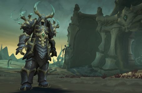 How to skip Snacks for Stonehead in World of Warcraft: Shadowlands