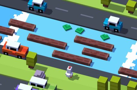 How to get the Pac-Man Ghosts (Inky, Blinky, Pinky, and Clyde) in Crossy Road