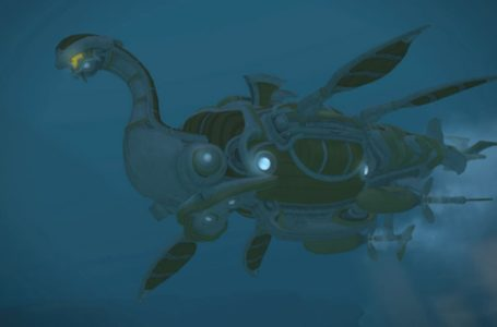 How to get the Syldrion-class Insubmersible minion in Final Fantasy XIV