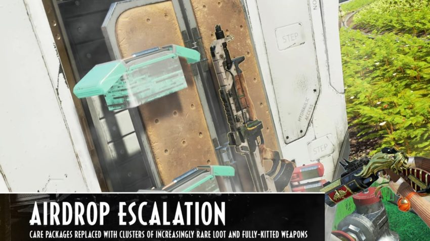 Airdrop Escalation package
