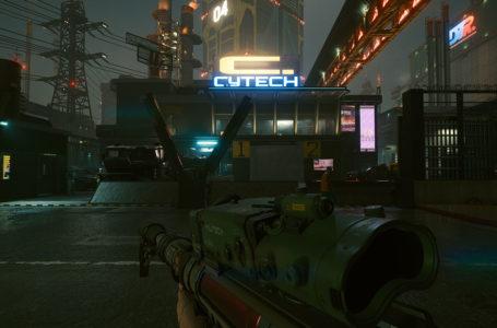 Severance Package gig – Cyberpunk 2077
