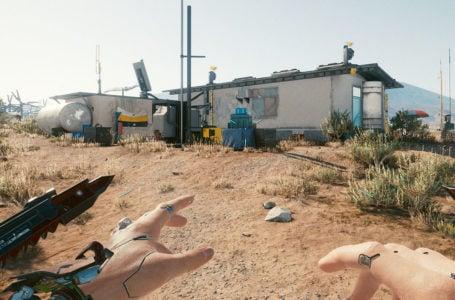 House on a Hill Cyberpsycho Sighting – Cyberpunk 2077