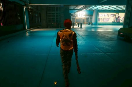 Cyberpunk 2077 mod lets players play in the third-person perspective