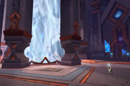 How to get the Chronicle of Lost Memories in World of Warcraft: Shadowlands