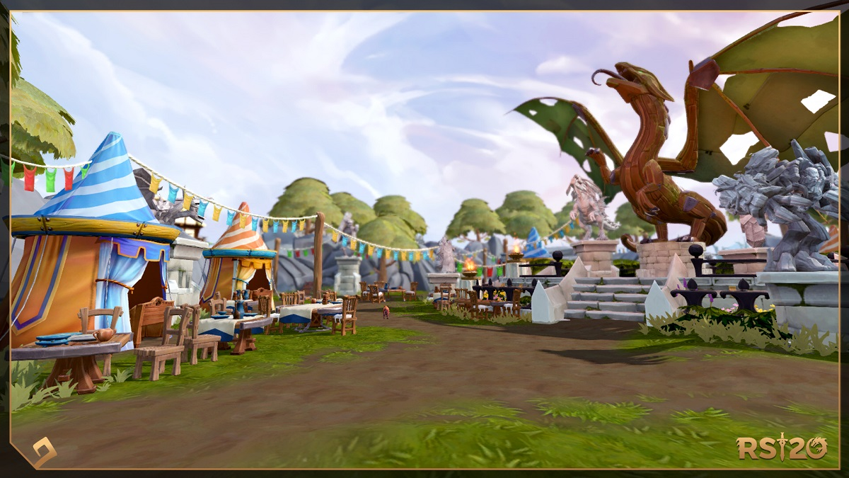 RuneScape celebrates 20th anniversary with year-long extravaganza, full mobile launch later in 2021