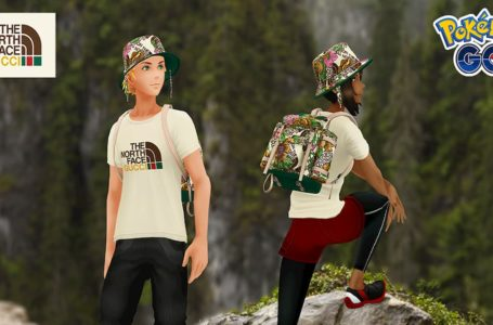 All The North Face x Gucci Collection avatar item city locations in Pokémon Go