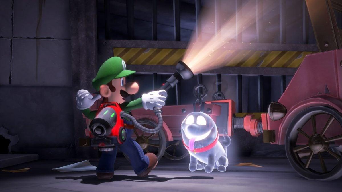 Nintendo adds Luigi's Mansion 3 developer Next Level Games to company roster