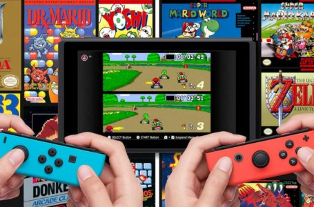 Nintendo giving away 7 days of online access for free