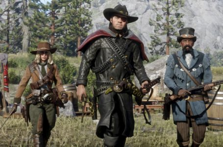 How to get New Year's bonuses in Red Dead Online