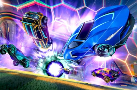 The best animated Decals in Rocket League