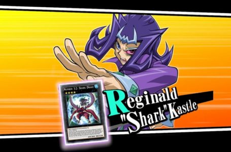 Yu-Gi-Oh! Duel Links: How to unlock Reginald 'Shark' Kastle in the Shark Attack: Numbers Appear! event