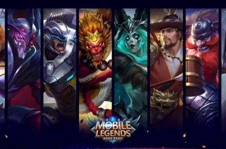 List of all heroes in Mobile Legends: Bang Bang