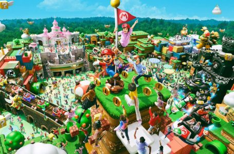 Super Nintendo World official website launch reveals first look at Yoshi's Adventure ride, new merch and food stalls