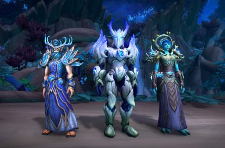 How to upgrade covenant armor in World of Warcraft: Shadowlands