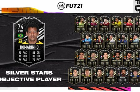 FIFA 21: How to complete the FUT Silver Stars Objectives Romarinho challenge