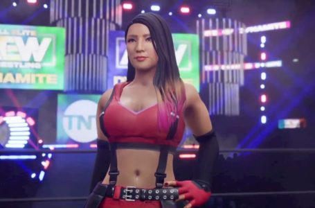 AEW Games promises online play and create-a-wrestler options for the upcoming console title