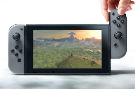 Nintendo reportedly plans to release new Switch model with OLED display