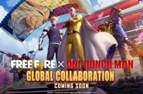 Free Fire and One Punch Man collab: Hero Trial event start date, skins, emotes, and more