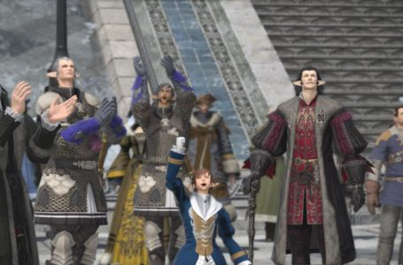 Final Fantasy XIV Patch 5.41 Screenshots Showcase New Outfits and Emotes