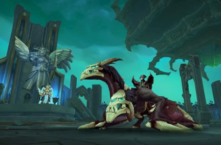 How to get the Armored Bonehoof Tauralus mount in World of Warcraft: Shadowlands