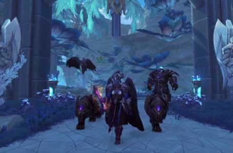 Shadowlands: Best DPS character builds