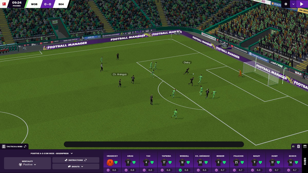 Football Manager 21.2.2 update patch notes