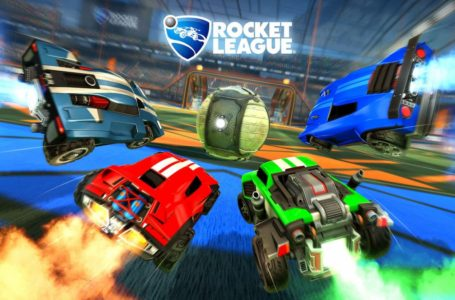 how to set up a second player on Rocket League for split-screen