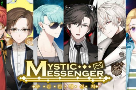 Mystic Messenger Yoosung route guide