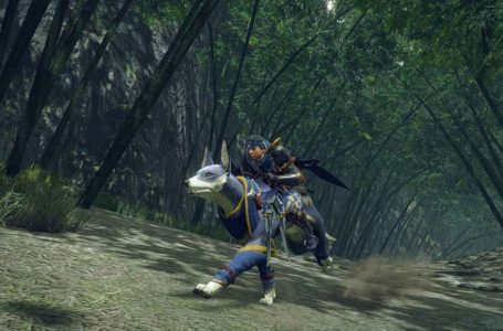 Monster Hunter Rise confirmed for PC release in 2022
