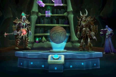 How to get adventure table companions outside Torghast in World of Warcraft: Shadowlands