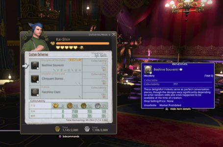 How to rank up Custom Delivery clients in Final Fantasy XIV