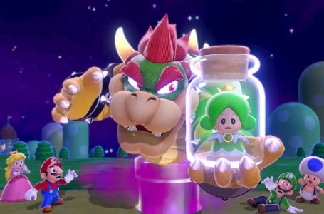 New Super Mario 3D World trailer shows off online play, along with Bowser's Fury features