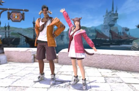 How to get the Casual Attire outfit in Final Fantasy XIV