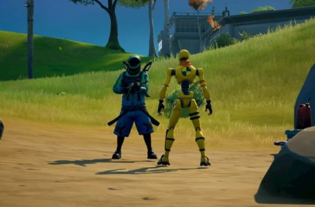 Where to talk with Beef Boss, Remedy, and Dummy in Fortnite – Jungle Hunter Quest