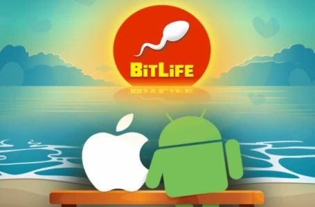 When will the Android BitLife code merge with iPhone Bitlife code, and how does it work?