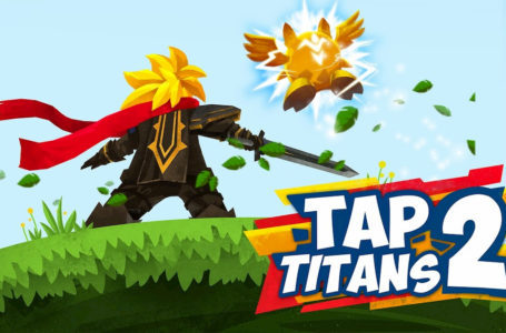 Best Artifacts in Tap Titans 2