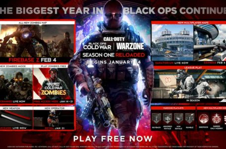 Call of Duty: Black Ops Cold War to receive Black Ops II map, League Play, new weapon by next month