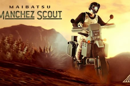 How to get the Manchez Scout in GTA Online