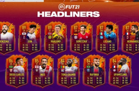 FIFA 21: How to complete Headliners James Tavernier SBC