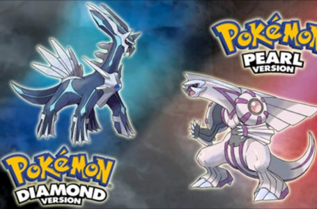Pokémon Diamond and Pearl remakes rumored for Nintendo Switch release