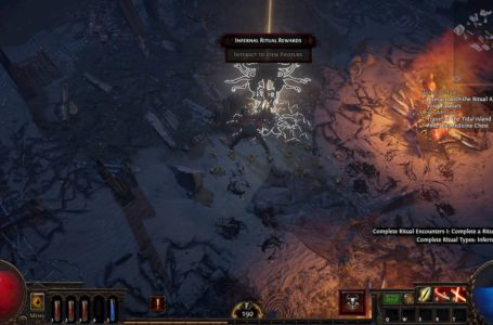 How to earn tribute in Path of Exile's Ritual league