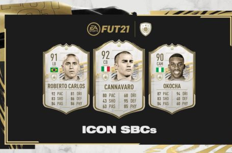 FIFA 21: How to complete Icon Fabio Cannavaro SBC – Requirements and solutions