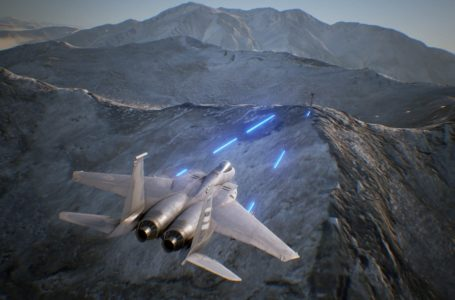 Ace Combat 7: Skies Unknown's second anniversary update set to land on January 19