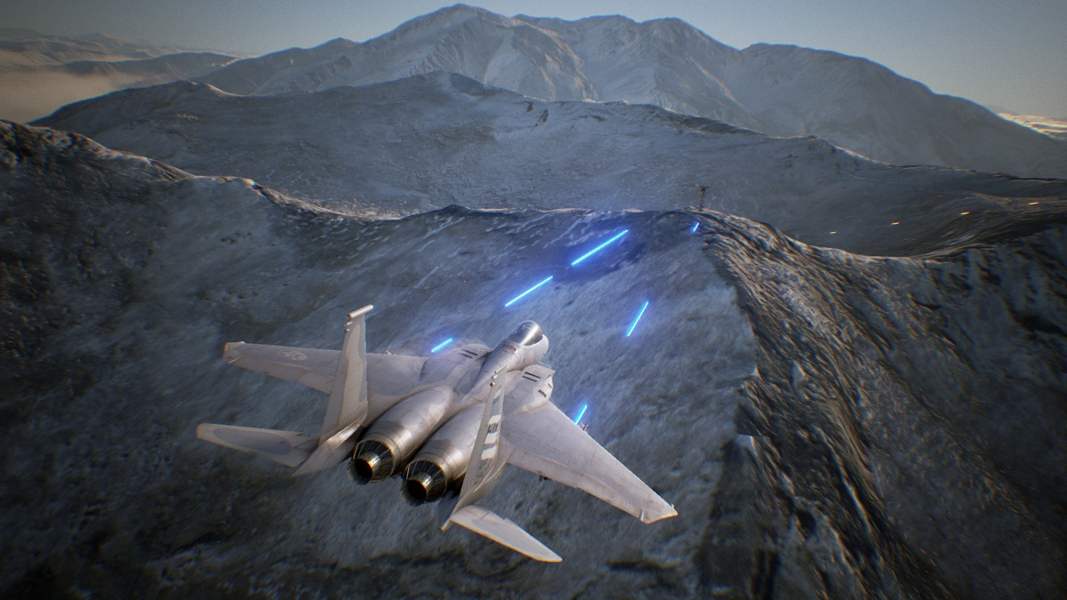 Ace Combat 7: Skies Unknown's second anniversary update set to land January 19