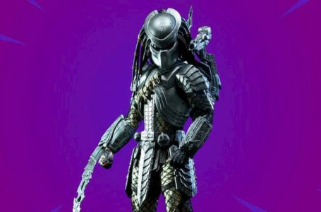 When will the Predator skin come out in Fortnite?