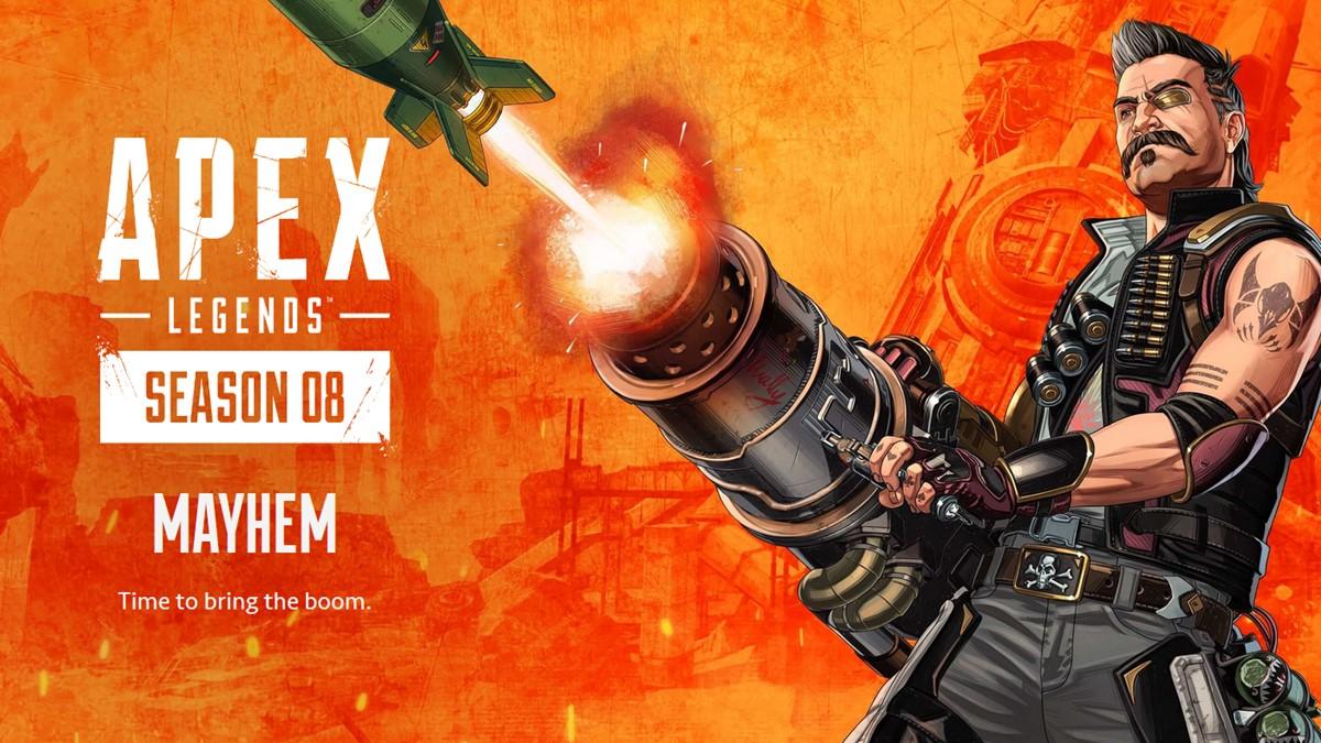 Apex Season 8 - Mayhem