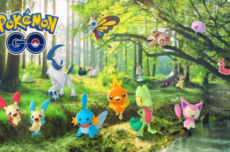 How to complete the Hoenn Collection Challenge in Pokémon Go