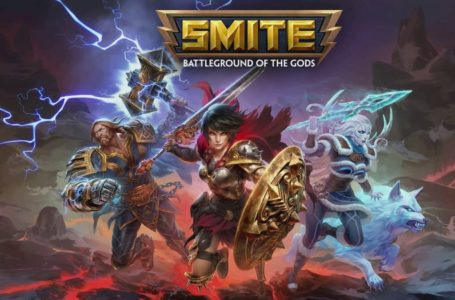How to type in Smite on PS4 and Xbox One
