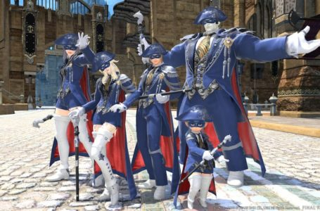 How to level up as a blue mage in Final Fantasy XIV